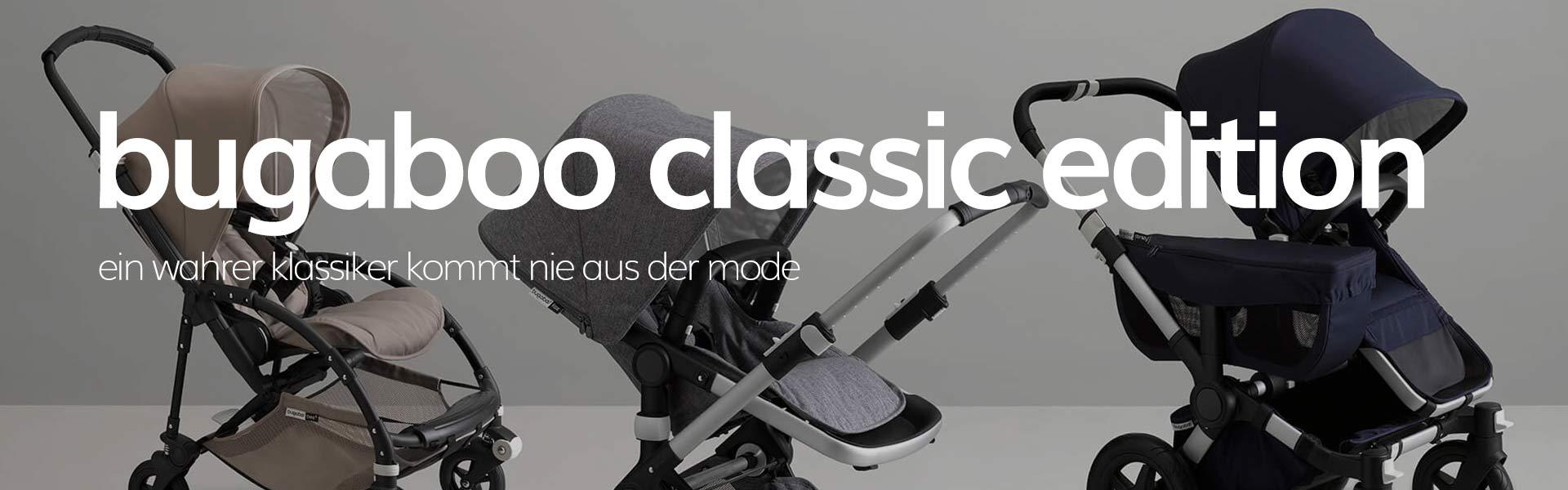 Bugaboo-Classic-Edition-Donkey - ARTIKEL