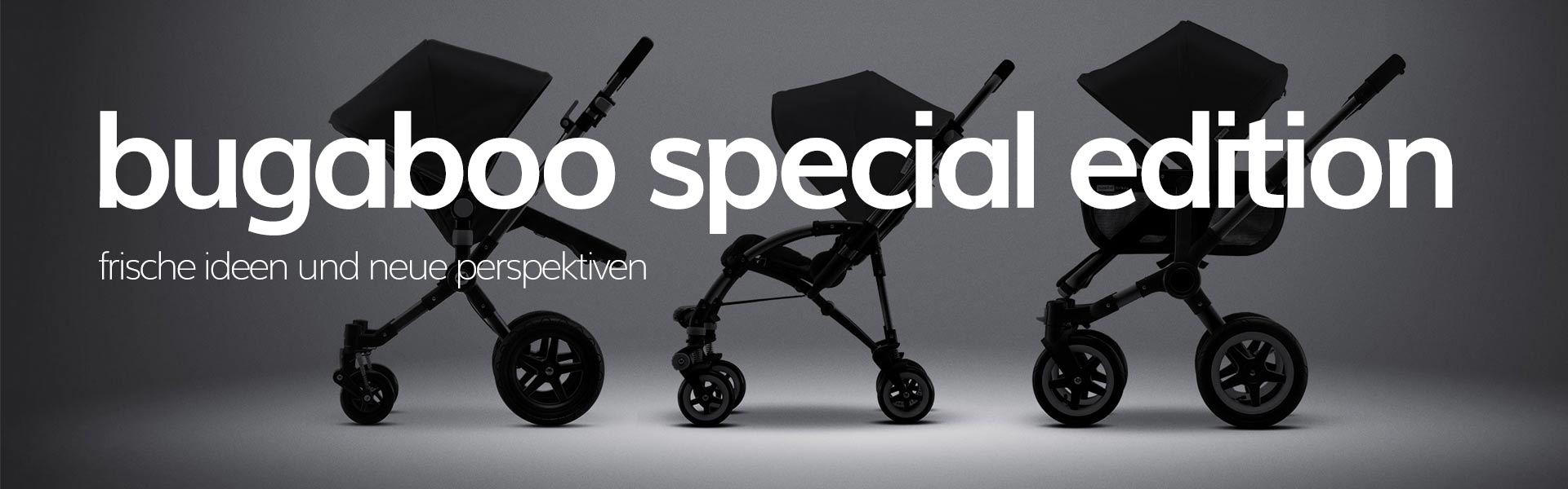 Bugaboo-Special-Edition - KATEGORIE
