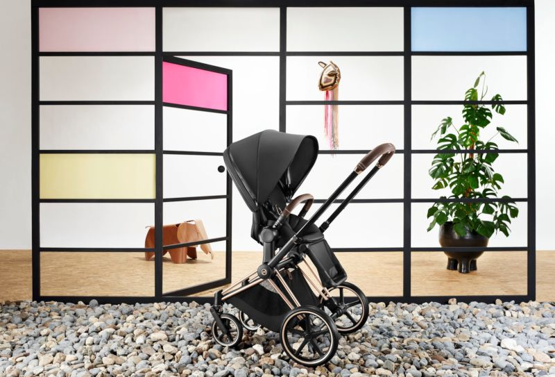 Cybex Priam Kinderwagen Lifestyle