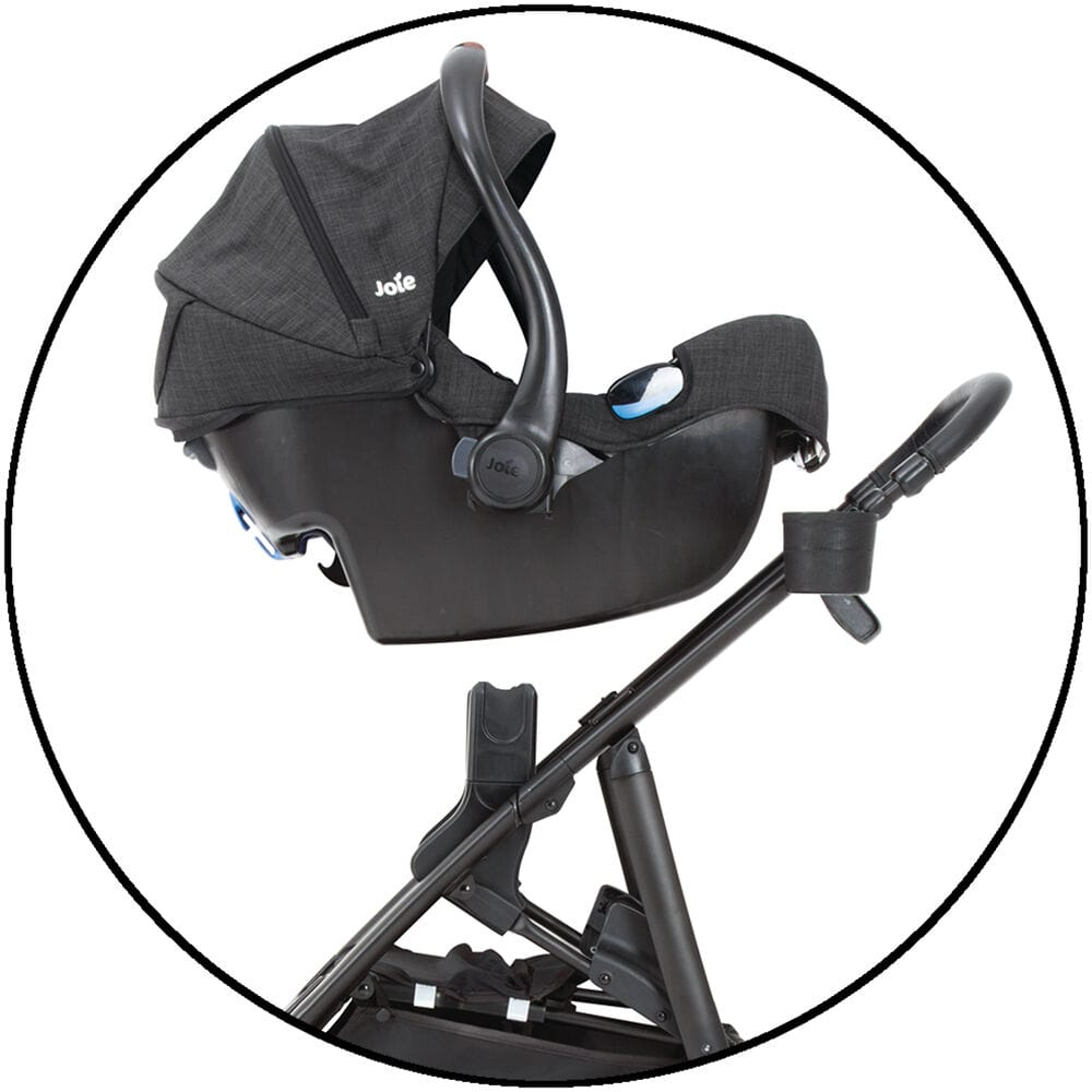 Joie Mytrax als Travelsystem