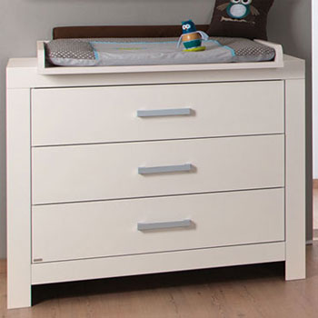 paidi fiona babyzimmer mit schrank 3 t rig chrome gl nzend m bel babyzimmer. Black Bedroom Furniture Sets. Home Design Ideas