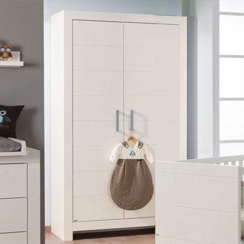 paidi fiona babyzimmer mit schrank 2 t rig chrome gl nzend m bel babyzimmer. Black Bedroom Furniture Sets. Home Design Ideas