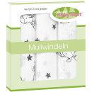 Odenwälder Mullwindeln 3er Pack Animals Farm -...