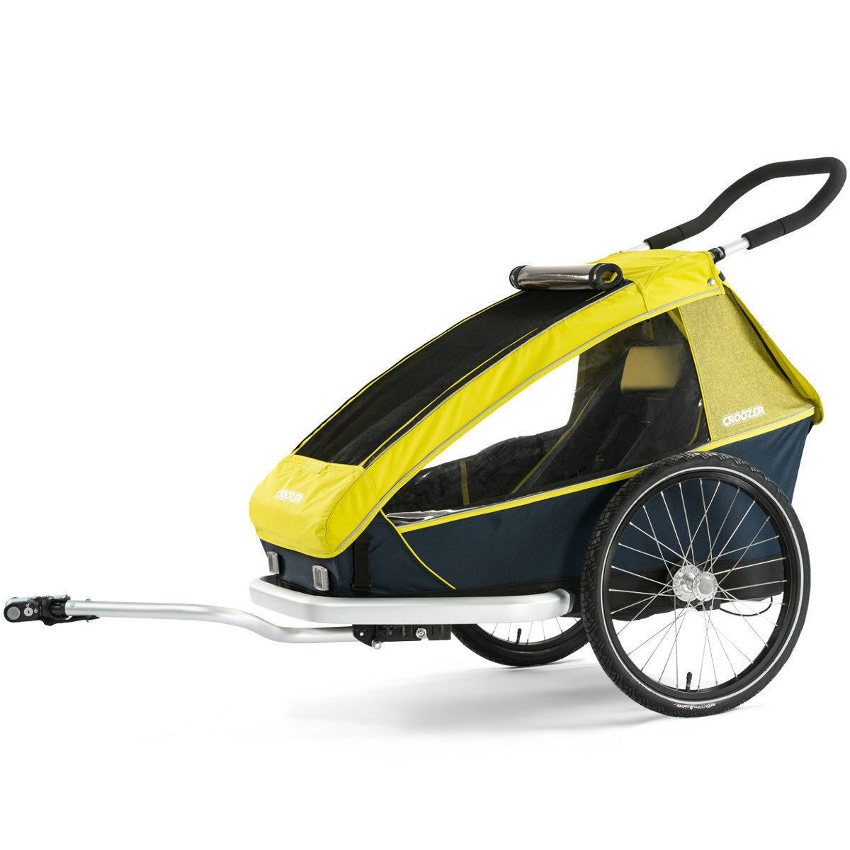 Croozer Kid for 1 Modell 2019 3in1 Set Fahrradanhänger