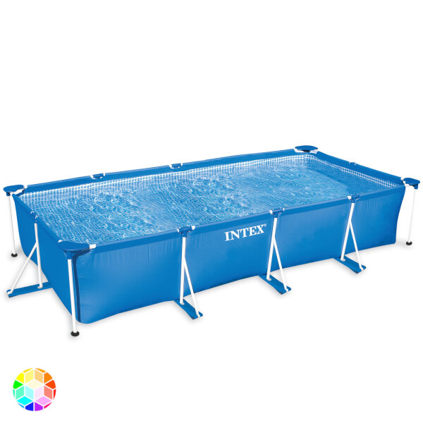 Intex Family Frame Pool