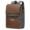 ABC Design Wickelrucksack City Kollektion 2020 Diamond...