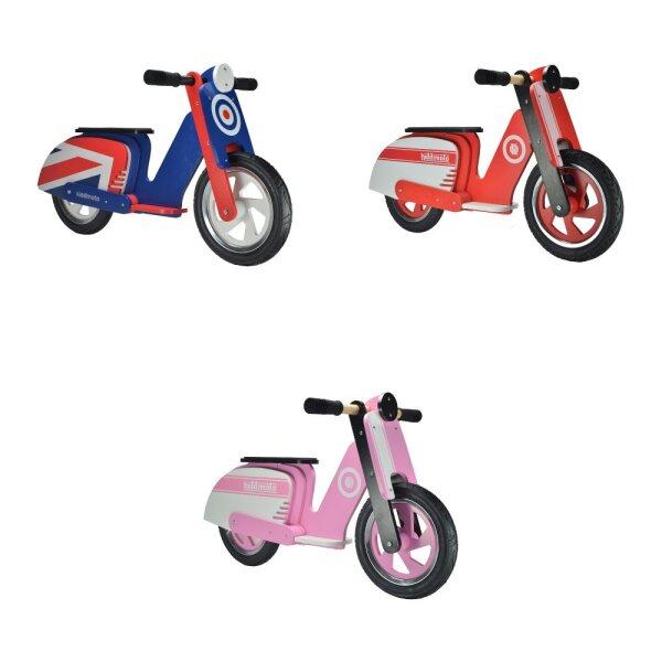 Kiddimoto Scooter Retro Laufrad