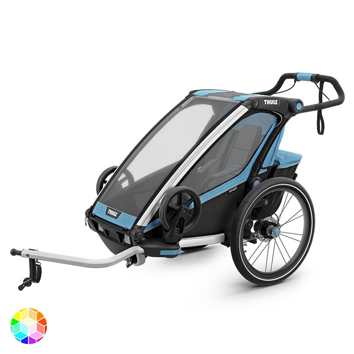 Thule Chariot Sport 1 Fahrradanhänger 2018