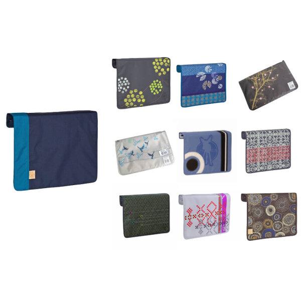 Lässig Wechselklappe Frontcover mit vielfältigen Designs