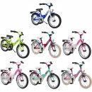 Kinderfahrrad Bikestar 16 Zoll - Classic