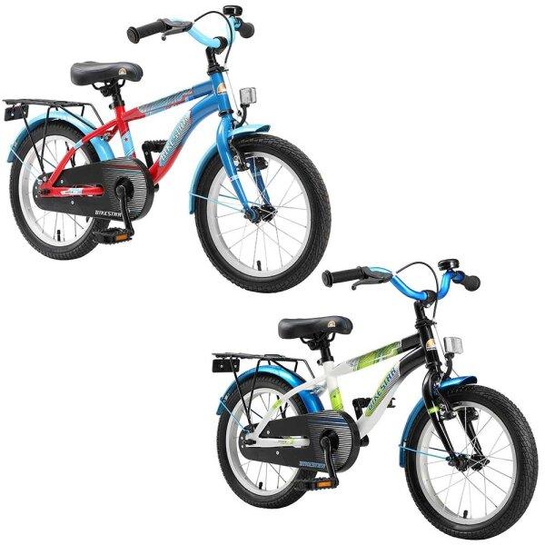Kinderfahrrad Bikestar 16 Zoll - Modern
