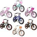 Kinderfahrrad Bikestar 16 Zoll - Deluxe Cruiser