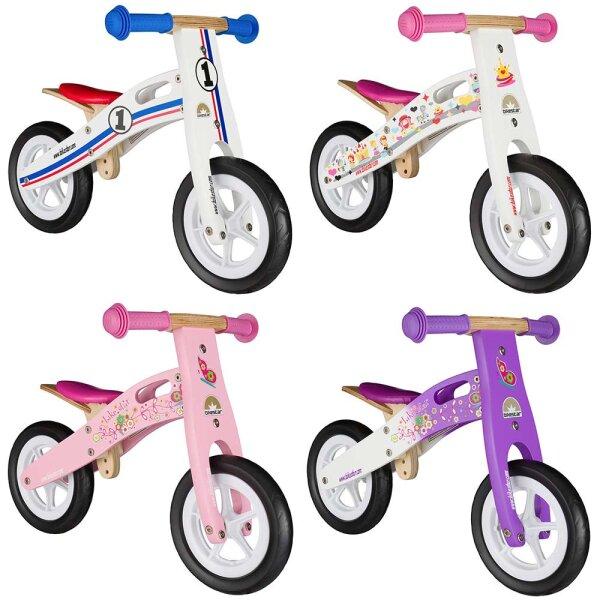 Kinderlaufrad Bikestar 10 Zoll - Natur Holz