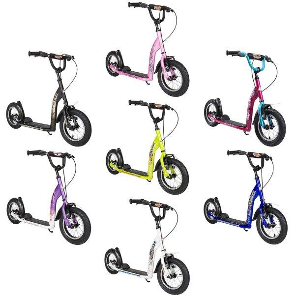 Kinderroller Bikestar Premium 12 Zoll - Sport