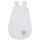Odenwälder Jersey-Erstlingsschlafsack Tupfen silver & grey