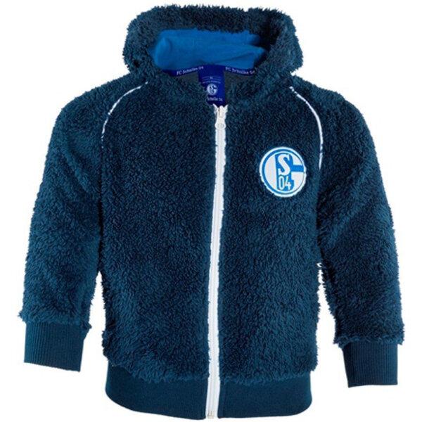 FC Schalke 04 Baby Sweat-Jacke