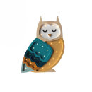 Little Lights Owl Eule Lampe Nachtlicht mustard