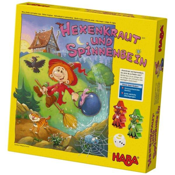 Haba 4241 Spiel Hexenkraut und Spinnenbein