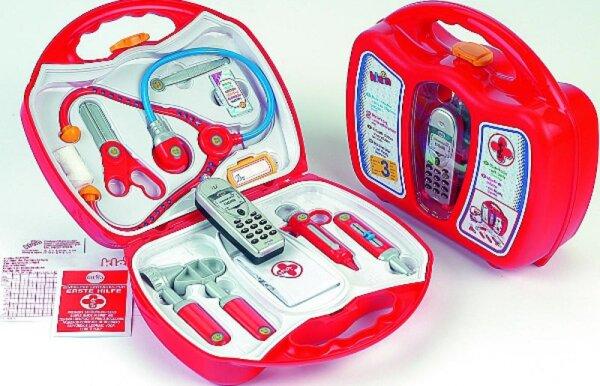 Theo Klein 4350 Arztkoffer mit Handy