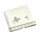 Be Bes Collection 174-29 Badetuch Butterfly braun 70x120