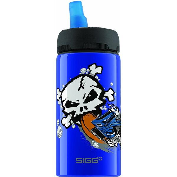 Sigg 8362.30 Trinkflasche Nat Hot Wheels Bone Shaker 0,4L