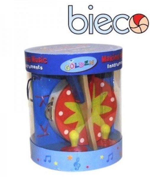 Bieco 23-001079 Musik-Set in Runddose 9 tlg.