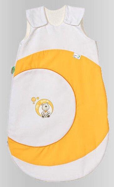 Odenwälder Schlafsack MClima gelb  Gr.60 cm
