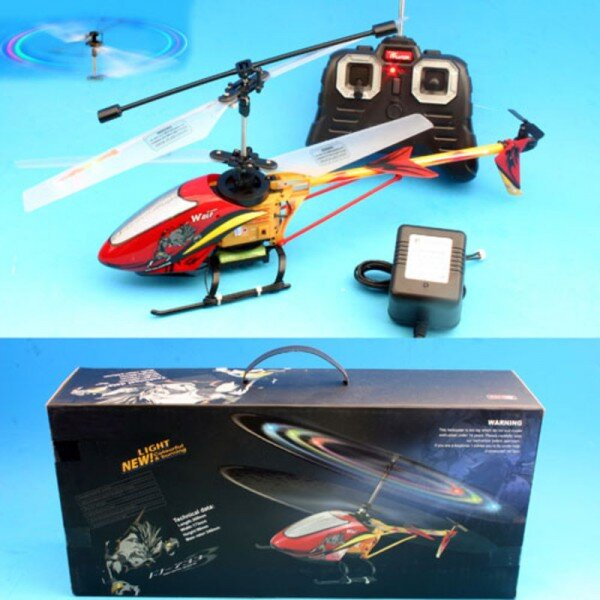 Sky Wolf 3CH RC Helicopter