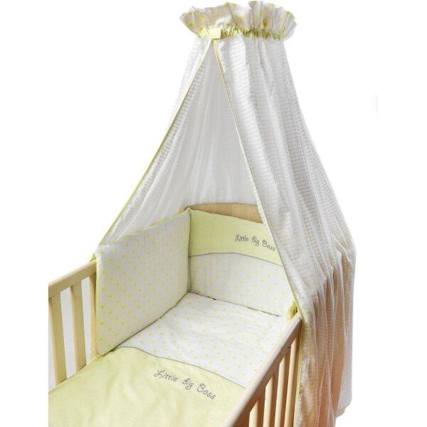 Be Bes Collection 602-24 Bett Set- 3tlg. Big Boss grün