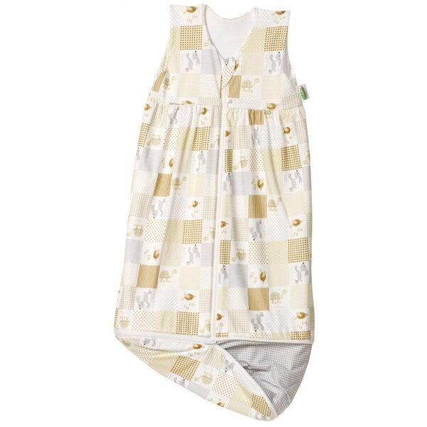 Odenwälder 1275-1938 Gr.90-110 Jersey-Schlafsack Anni Plus beige