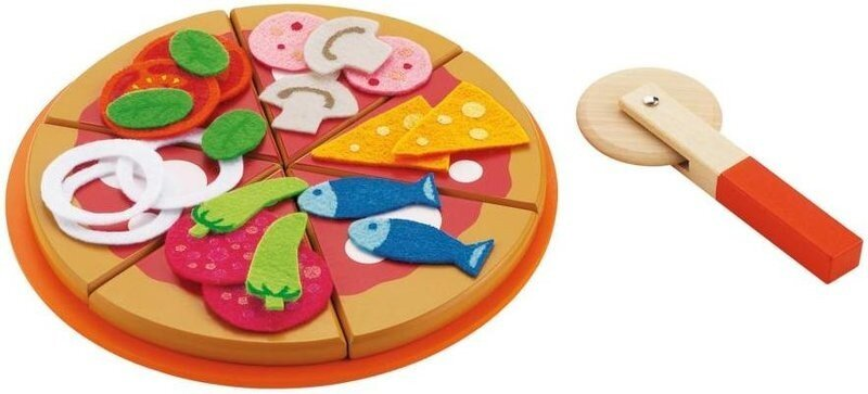 Trudi Sevi 82319 - Set Pizza