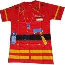 Theo Klein 8946 Gr. 128 Feuerwehr T-Shirt