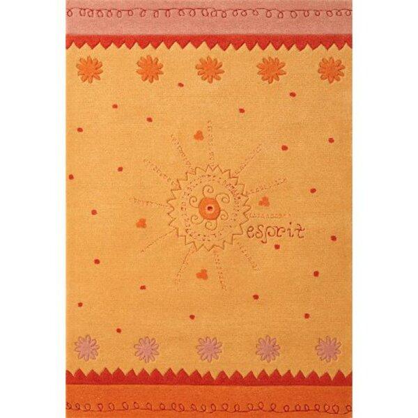 ESPRIT Teppich Kinderteppich Sonne 70x140cm