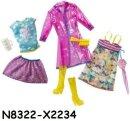 Mattel Barbie Fashionistas sortiert