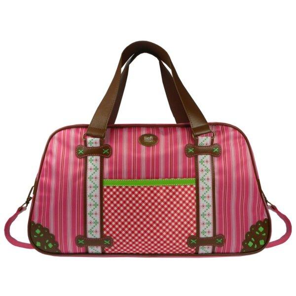 Lief! Lifestyle - Doily 440-4829 Schulter/Wickeltasche mit Wickelauflage pink