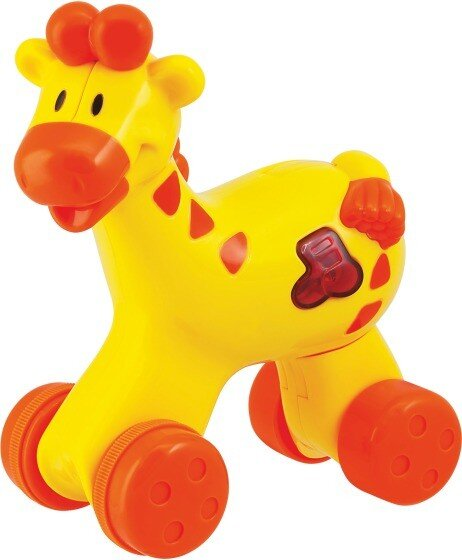 Vedes Spielmaus Press 'n Go Giraffe