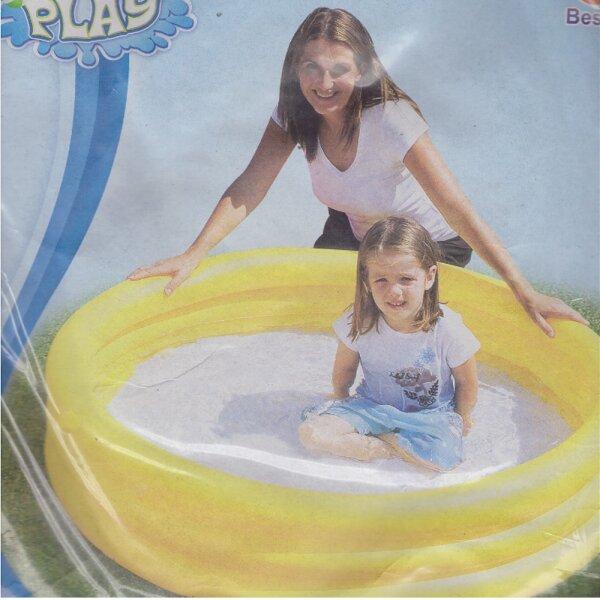 Bestway 51024 Pool 3-Ring 102 x 25 cm