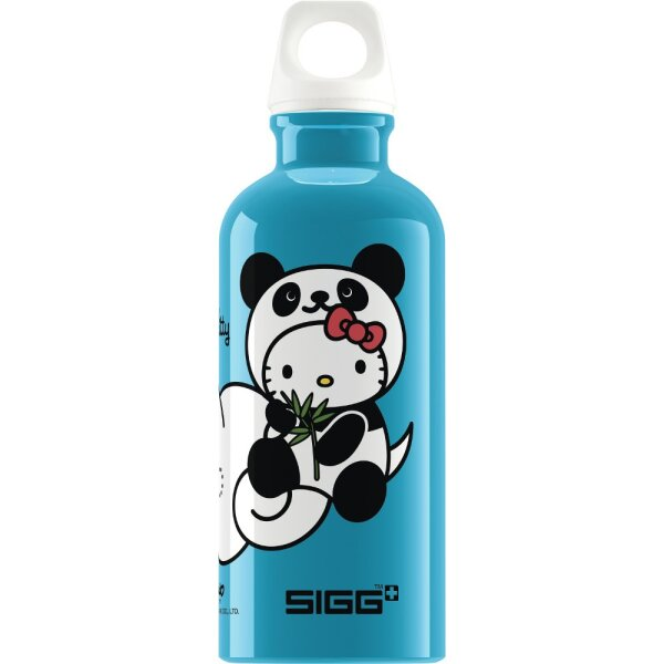 Sigg 8429.60 Trinkflasche Hello Kitty Panda Blue 0,4l