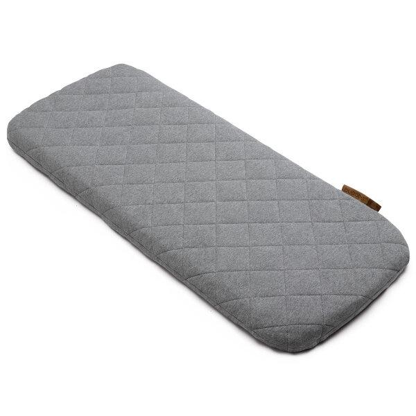 Bugaboo Wollmatratzenbezug Grau Meliert