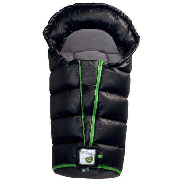 Odenwälder 12381-190 Fußsack Cocy schwarz