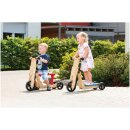 Geuther 2 in 1 Scooter natur/blau