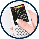 Angelcare Babyphone AC 720-D mit Touchscreen