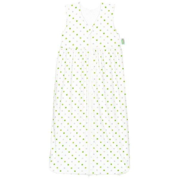 Odenwälder 1342-1307 Gr. 70cm Jersey-Schlafsack Anni weiß-limone