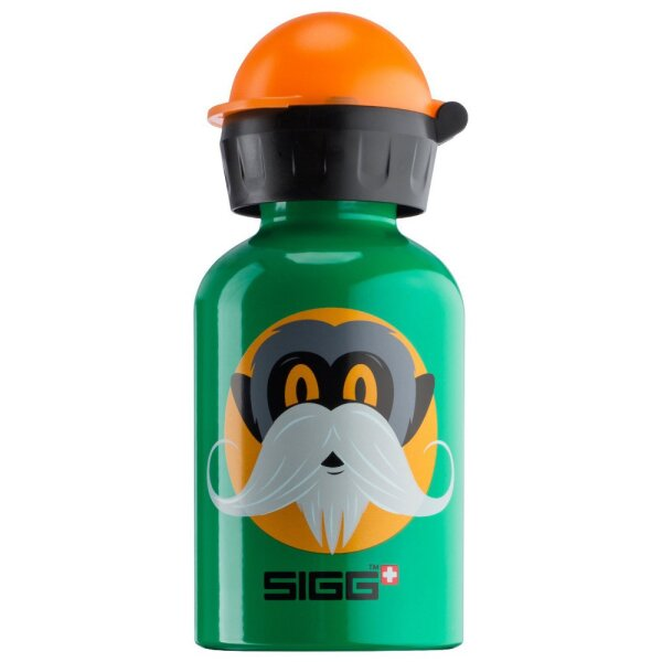 Sigg 8433.20 Trinkflasche Cuipo Cezars Face 0,3l