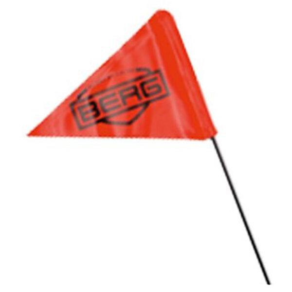Bergtoys Fahne für Gokarts