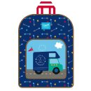 Lief! Boys - Survival Rucksack mit aufgenähter Tasche