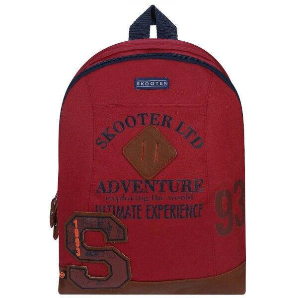 Skooter 450-6259 Skilled Rucksack mit aufgesetzter Tasche