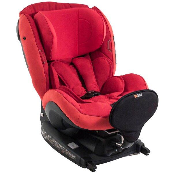 BeSafe iZi Kid I-Size X1 Autositz - Ruby Red