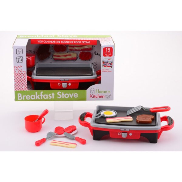 Johntoy 27499 Home and Kitchen Grill