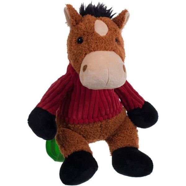 Bieco 04-021495 Soft Rucksack Pferd